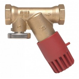 Zawór termostatyczny cwu DN15