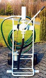 Pompa do napełniania instalacji