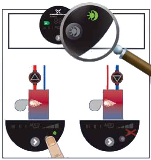Wykorzystanie trybu nocnego pompy obiegowej w instalacji centralnego ogrzewania